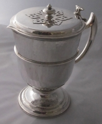 Antique Silver Christmas Gifts Countdown – Silver Wine Ewer