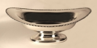 Antique Silver Christmas Sale - Silver Bowl
